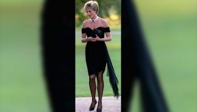 Jadi Ikon Fashion Dunia, Putri Diana Muda Disebut Bergaya Cupu