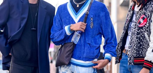 The Best Street Style at Tokyo Fashion Week Fall 2021